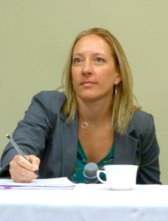 Stacy Timmons NM Bureau of Geology